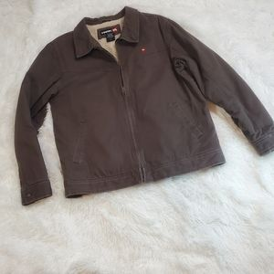Hawk bomber jacket size Medium